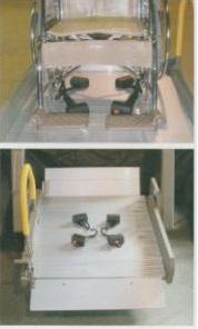 ベルト式単独型固定装置